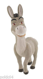 Shrek Figurine L âne 8 Cm Donkey 99922 Ebay