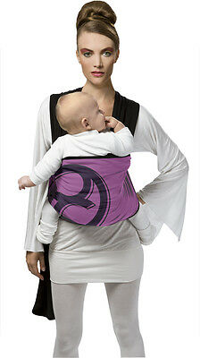 Cybex 2011 U.go Wrap Baby Carrier In Purple Potion Ugo