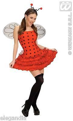 Faschingskostüm Kostüm Damen sexy Käfer MARIENKÄFER Gr. - Damen Sexy Marienkäfer Kostüm