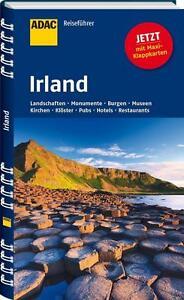 REISEFÜHRER IRLAND mit DUBLIN 2015/16, ADAC, mit Landkarten, UNGELESEN, wie neu