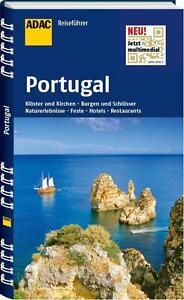 ADAC Reiseführer Portugal von Michael Studemund-Halevy (2014, Ringbuch)