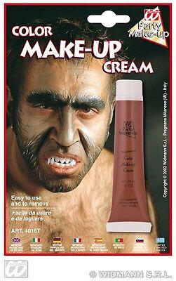 me Tube, BRAUN, Schminke, Halloween 4016 (Halloween Werwolf-make-up)