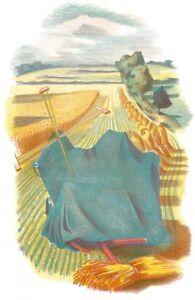 John Nash RA (1893-1977) Original 1939 lithograph (link Paul Nash)