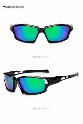 New POLARIZED Ocean Blue Lens Mens Anti Glare Fishing Driving Sport (Ocean Blue Sunglasses)