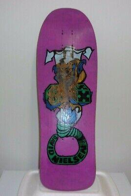 Vintage H Street Skateboard Deck