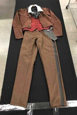 Womens Robber Costume (WOMEN'S ROWDY ROBBER BANDIT COSTUME SIZE)