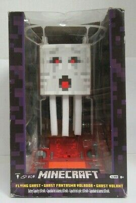 Mattel Minecraft RC Flying Ghast Quadcopter Drone #103