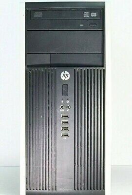HP Compaq Elite 8300 Tower  Core i5 3470 3.2 GHz  8GB RAM  500GB HDD -Win 10 Pro ()