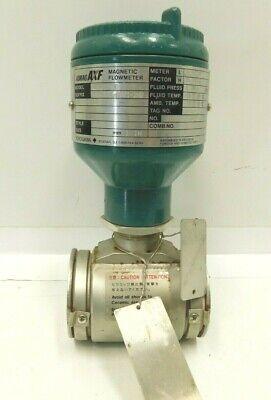 New 1 Yokogawa Admag Afx025c-pnceil-aa11-2nb Magnetic Flowmeter S1 Flow Meter