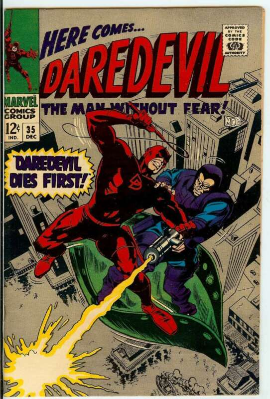 DAREDEVIL #35 8.0