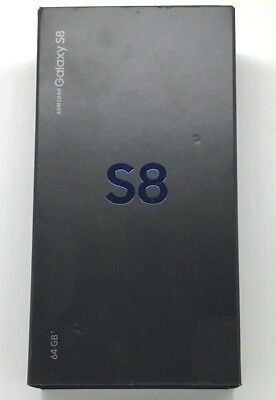 NEW IN BOX Samsung Galaxy S8 SM-G950U - 64GB - Actic Pearly (Verizon)*UNLOCKED*