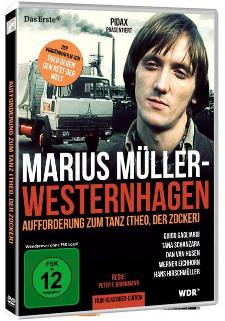 Aufforderung zum Tanz - DVD Marius Müller-Westernhagen Pidax Film Neu Ovp