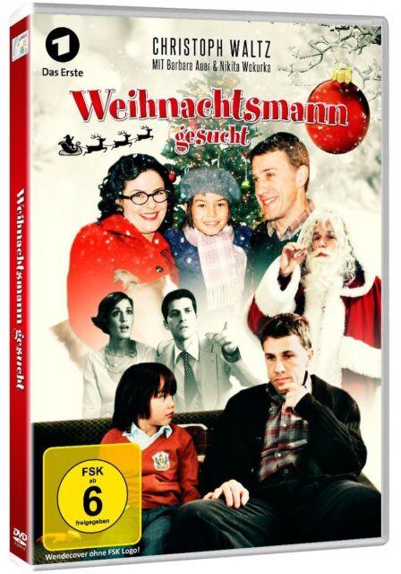 Weihnachtsmann gesucht * DVD Komödie mit Christoph Waltz Pidax Film Neu Ovp