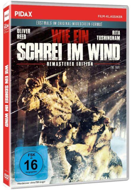 Wie ein Schrei im Wind * DVD Film erstmals im Original-Widescreen-Format Pidax