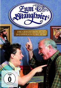 Peter Steiner ZUM STANGLWIRT Gesamtbox STEINERS THEATERSTADL 8 DVD BOX Edition