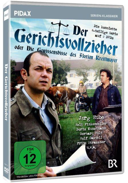 Der Gerichtsvollzieher o. Die Gewissensbisse des Florian Kreittmayer * DVD Pidax