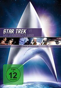 STAR-TREK-6-El-desconocido-Pais-ENTERPRISE-DVD-nuevo