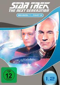 Star Trek - The Next Generation: Season 1, Part 2 [4 DVDs] (OVP)