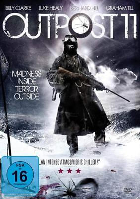 Outpost 11 (2013) - DVD Disc Joshua Mayes-Cooper English Film