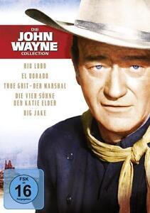 Die John Wayne Collection (5 DVDs)