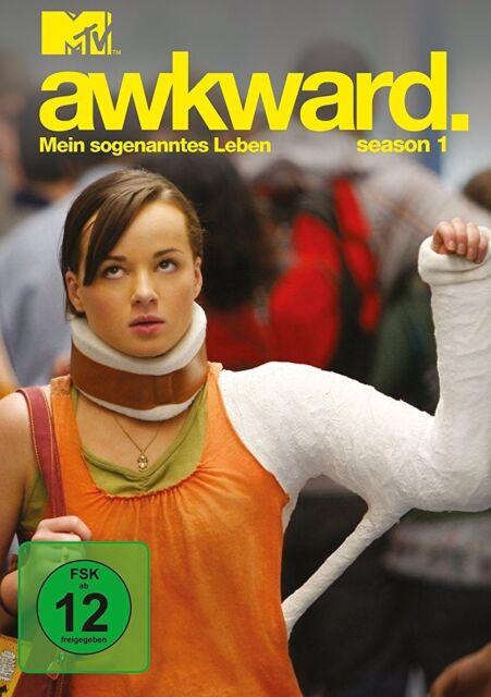 AWKWARD S1  2 DVD NEU
