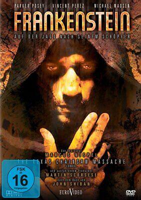 Frankenstein - Auf der Jagd nach seinem Schöpfer - Parker Posey, Vincent Perez