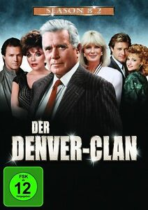 John Forsythe - Der Denver-Clan - Season 8, Vol. 2 [3 DVDs] (OVP)