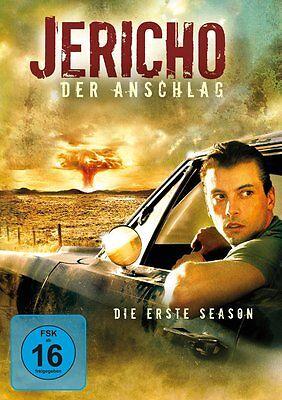 6 DVDs * JERICHO : DER ANSCHLAG - SEASON / STAFFEL 1 ~ MB  # NEU OVP + online kaufen