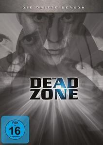 The Dead Zone - Die dritte Season [3 DVDs], neuwertig !!!!