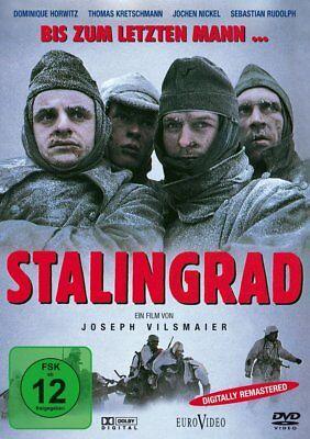 DVD * STALINGRAD - BIS ZUM LETZTEN MANN ... - JOSEPH VILSMAIER  # NEU OVP %