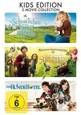 KIDS EDITION  3 DVD NEW FREUDENTHAL,THOR