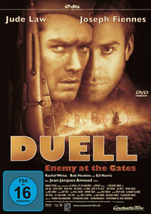 DVD *  DUELL - ENEMY AT THE GATES  |  LAW - FIENNES - WEISZ # NEU OVP +