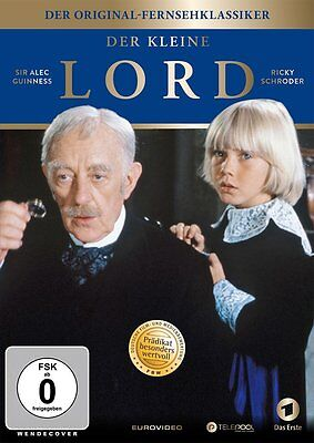 DVD * DER KLEINE LORD - DER ORIGINAL - FERNSEHKLASSIKER - GUINESS # NEU OVP %