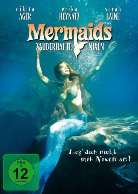 MERMAIDS, Zauberhafte Nixen (Nikita Ager, Erika Heynatz, Sarah Laine) NEU+OVP