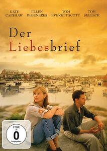 KATE/DANNER,BLYTHE/DEGENERES,ELLEN CAPSHAW -DER LIEBESBRIEF DVD NEU CHAN,HO-SUN