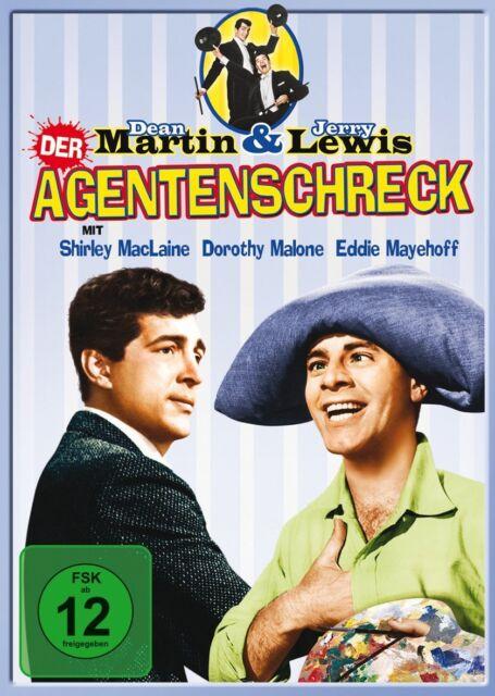 DVD *  DER AGENTENSCHRECK - Jerry Lewis - Dean Martin  # NEU OVP +