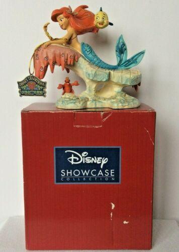 Jim Shore Disney ARIEL DREAMING UNDER THE SEA 4037501 Little Mermaid Figurine