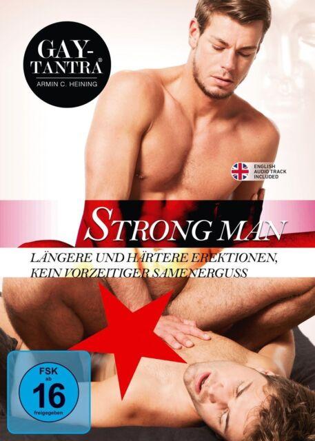 GAY-TANTRA-STRONG MAN  DVD NEU
