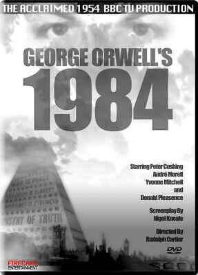 NINETEEN EIGHTY FOUR (DVD) Peter Cushing 1984 BBC George Orwell 1954