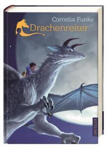 Drachenreiter-Bd-1-von-Cornelia-Funke-Gebundene-Ausgabe