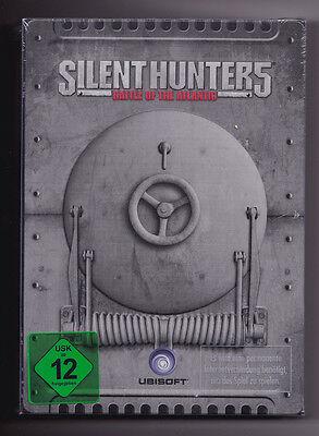 """Die """"Collector's Edition"""" von """"Silent Hunter 5"""" ist (noch) nicht teuer, aber selten. (© Gameplan.de)"""