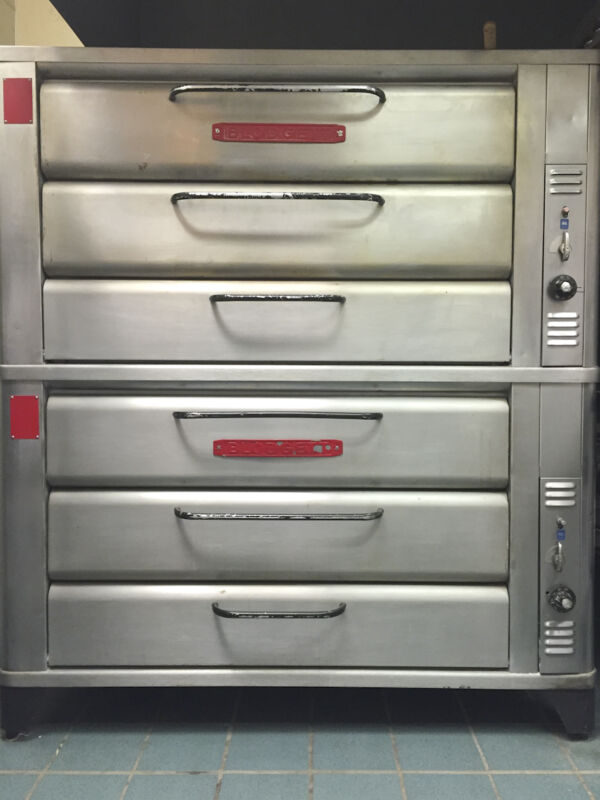 Steel Doble Deck Oven