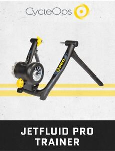 Cycle Ops Power Jet Fluid Pro Trainer
