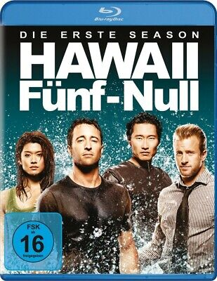 DANIEL DAE KIM,ALEX O'LOUGHLIN SCOTT CAAN-HAWAII FIVE-0-SEASON 1  6 BLU-RAY (Hawaii Five 0 Box Set 1 6)