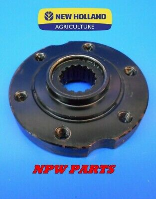 New Holland Hm236 Disc Mower Disc - Support 84177686