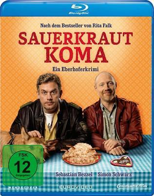 Blu-ray * SAUERKRAUTKOMA - Ein Eberhofer Krimi # NEU OVP