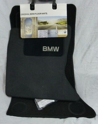 BMW F10 5 Series Sedan 2011-2017 X Drive Version Black Beige Grey Carpet Mats