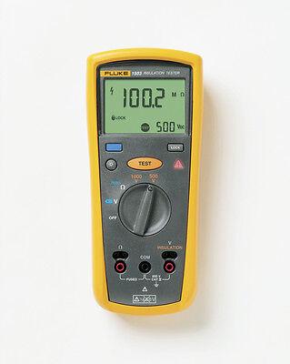 Fluke 1503 Insulation Resistance Tester Megohmmeter 500v1000v 0.1-2000m Ohms