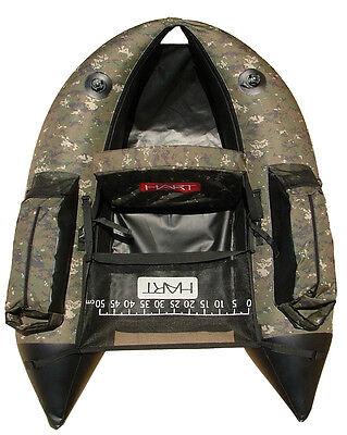 Hart VI Defender Belly Boat inkl. Flossen, Tasche und Pumpe