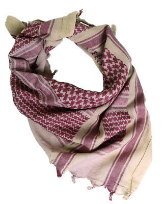 Palestinian Scarf - Plo Scarf Scarf Palestinian Shemagh Coyote Brown Camo Scarf Army